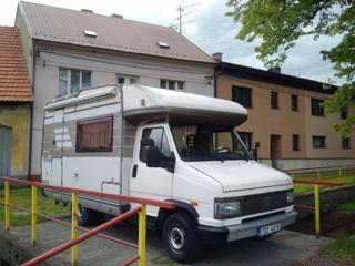 Hymer 1992, 1900 ccm, 60 kW integrovaný