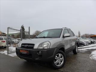 Hyundai Tucson 2,0 CRDi  4x4, KŮŽE SUV nafta