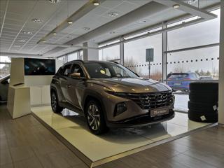 Hyundai Tucson 1,6 Tucson MY21 HP MH 1,6 CRDi 4x4 100 kW DCT STY SUV nafta