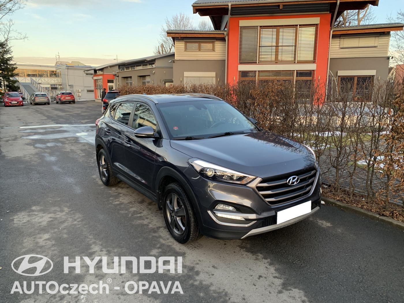 Hyundai Tucson 1.7 CRDi 85 kW Trikolor, DPH SUV