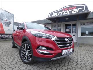 Hyundai Tucson 2,0 CRDI,koupenoČR,Serviska SUV nafta