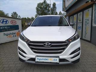 Hyundai Tucson 1,7 DPH-V ZÁRUCE DO 2023 SUV nafta