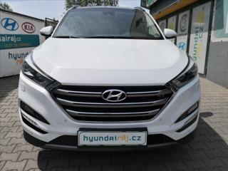 Hyundai Tucson 2,0 PREMIUM-AUTOMAT-PANORAMA SUV nafta