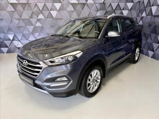 Hyundai Tucson 1,7 CRDi STYLE,LED,NAVIGACE,KAMERA SUV nafta