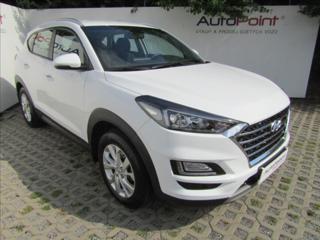 Hyundai Tucson 1,6 T-GDI  4X4 Trikolor Comfort  1.ČR SUV benzin