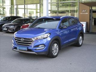 Hyundai Tucson 1,7 CRDi, 1.majitel, záruka  Trikolor GO SUV nafta