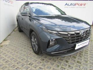 Hyundai Tucson 1,6 Mild Hybrid CRDi  A/T Smart + Navi SUV nafta