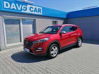 Hyundai Tucson 1,6 T-GDi 1.maj Záruka serv.kniha SUV benzin