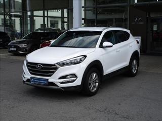 Hyundai Tucson 1,7 CRDi, 1.majitel ČR, tovární záruka  Best of Czech SUV nafta