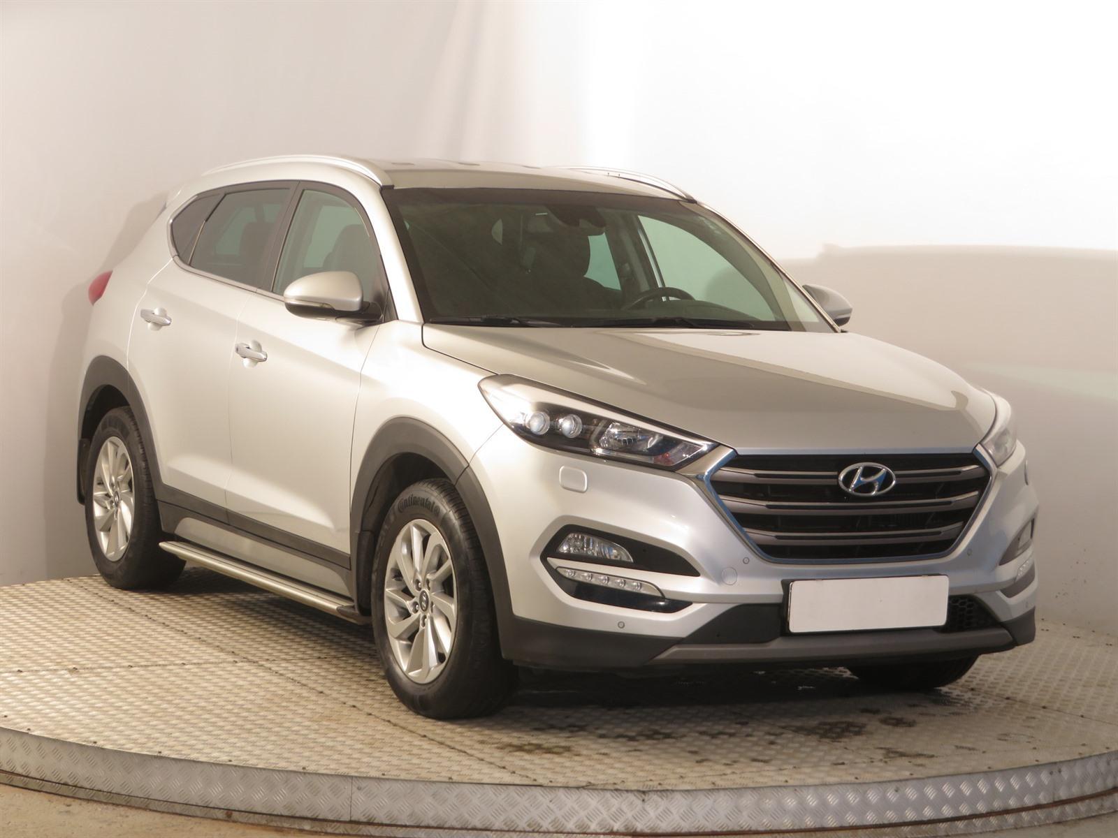 Hyundai Tucson 2.0 CRDi 100kW SUV nafta