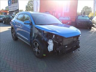 Hyundai Tucson 2,0 CRDi 100kW 4x4 STYLE SUV nafta