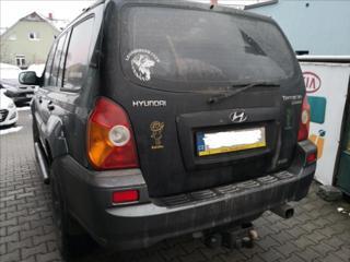 Hyundai Terracan 2,9 SPEC. ÚPRAVY- OFF ROAD terénní nafta - 7