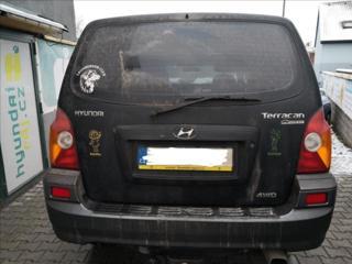 Hyundai Terracan 2,9 SPEC. ÚPRAVY- OFF ROAD terénní nafta - 8