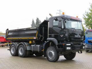 Iveco 260T41W 6x6, S3 sklápěč