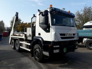 Iveco 380T41 ŘNK 6x4 pro přepravu kontejnerů
