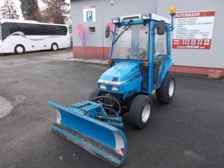 Ostatní 4x4-sněhová radlice traktor - 1