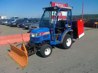 Ostatní Multi Rolba 100 traktor
