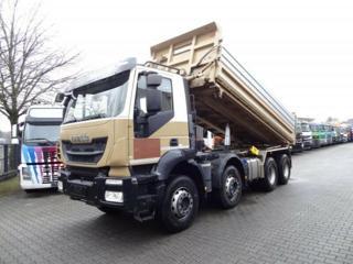 Iveco Trakker 340T41 8x4 Bordmatik EURO 6 sklápěč
