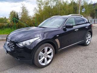 Infiniti FX37 S 235 KW Max.výbava  Nové v ČR SUV