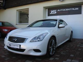 Infiniti Q60 3,7 320PS  C-C GT Premium A/T kabriolet benzin