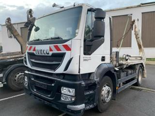 Iveco Stalis 360 ŘNK 4x2 pro přepravu kontejnerů