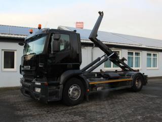 Iveco Stralis 190S36 HNK 4x2 pro přepravu kontejnerů