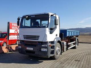 Iveco pro přepravu kontejnerů