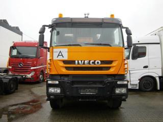 Iveco Trakker 450 EEV1 8x4, S3 Bordmatik sklápěč - 1