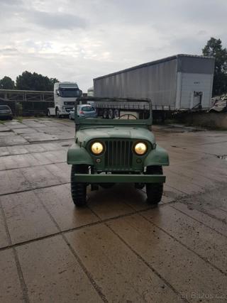 Jeep Ostatní Willys M38A1 1953 terénní