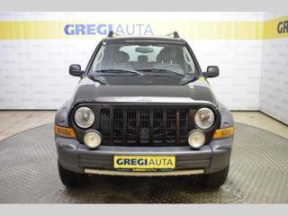 Jeep Cherokee 2.8 CRDi SUV nafta