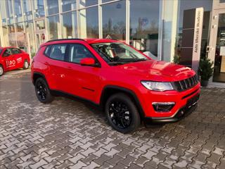 Jeep Compass 1,3 GSE 130k MT  Night Eagle SUV benzin