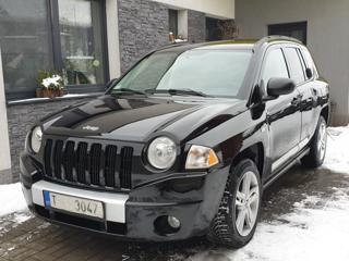 Jeep Compass 2.0CRDi LIMITED! TOP STAV!! SUV