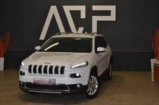 Jeep Cherokee 2,0M-Jet*4WD*Full*Led*Kůže* SUV nafta