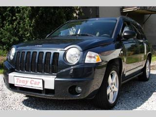 Jeep Compass 2.4 i Limited SUV benzin