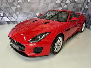 Jaguar F-Type 1.9 Sport Dynamic kabriolet benzin