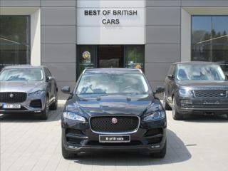 Jaguar F-Pace 2,0 d 132kW,Prestige,1.Maj,DPH SUV nafta