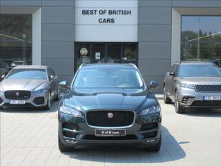 Jaguar F-Pace 2,0 d, 132kW,Pretige,1Maj,DPH SUV nafta