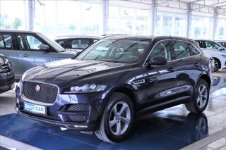 Jaguar F-Pace 2,0 d 132kW AWD Aut. Navi Kůže SUV nafta