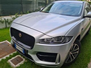 Jaguar F-Pace 2,0d 132kw Prestige 1maj SUV