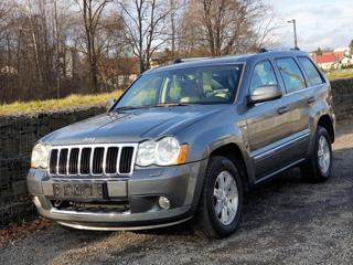Jeep Grand Cherokee 3.0CRDi LIMITED!! XENON!! TOP!! SUV
