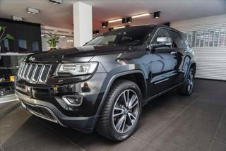 Jeep Grand Cherokee 3,0 3.0 CRD Limited / Model 2014  IHNED SUV nafta
