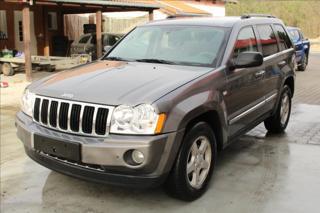 Jeep Grand Cherokee 3,0 CRD  Limited / NAVI / AWD SUV nafta