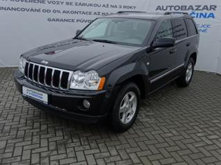 Jeep Grand Cherokee 3.0CRD 160Kw! 4x4! Limited! SUV