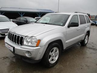 Jeep Grand Cherokee 3,0V6 CRD Limited 160kw bez koroze SUV