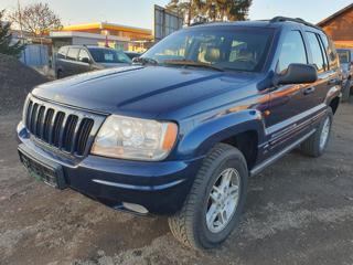 Jeep Grand Cherokee 3.1 TD LAREDO,4X4,KŮŽE terénní