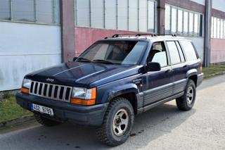 Jeep Grand Cherokee ZJ 4.0i LAREDO/1995/AUT/KLIMA/ terénní