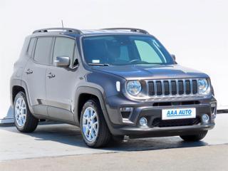 Jeep Renegade 1.3 T-GDI 111kW SUV benzin