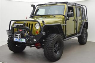 Jeep Wrangler 2,8 CRD 130kW UNLIMITED MANUÁL  nafta