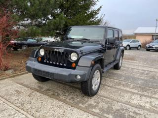 Jeep Wrangler Unlimited 3.8i V6 at Záruka SUV