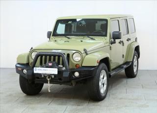 Jeep Wrangler 2.8 CRD 147kW MT6 4x4 SAHARA terénní nafta